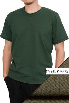 Herren T-Shirt Wide Fit Athleisure dark khaki
