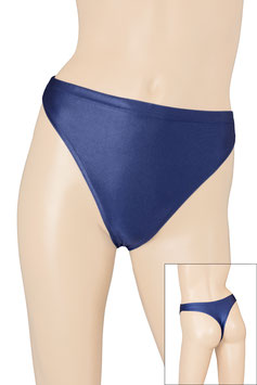 Damen Wetlook String-Slip marine
