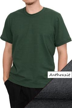 Herren T-Shirt Wide Fit Athleisure anthrazit