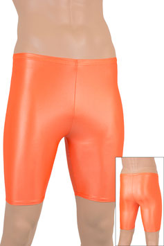 Herren Wetlook Radlerhose orange