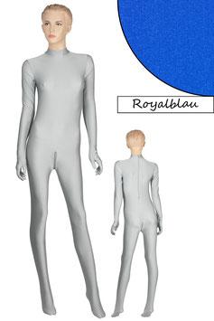 Damen Ganzanzug RRV+SRV Hand+Fuß royalblau