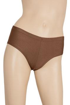 Damen Panty braun