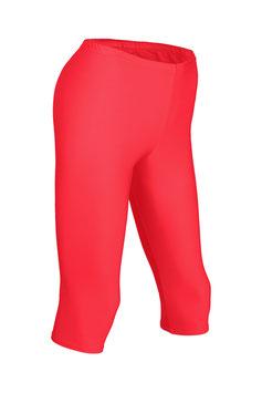 Damen Capri rot