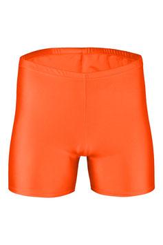 Herren Hotpant orange