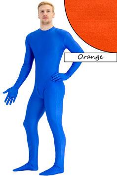 Herren Ganzanzug RRV+SRV Hand+Fuß orange