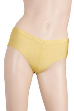 Damen Panty gold
