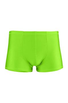 Herren Boxer-Slip Neongrün