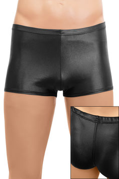 Herren Wetlook Shorty schwarz