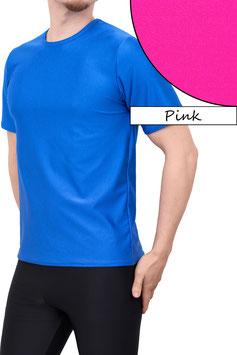 Herren T-Shirt Comfort Fit pink