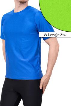 Herren T-Shirt Comfort Fit neongrün