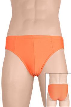Herren Slip Orange