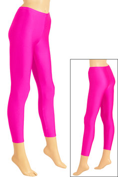 Damen Leggings pink