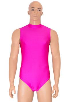 Herren Body ohne Ärmel RRV pink