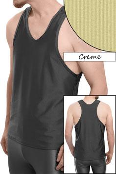 Herren Boxerhemd Comfort Fit creme