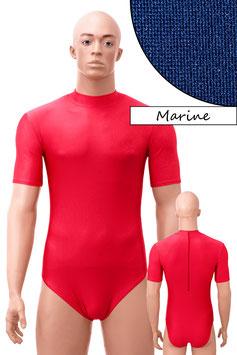 Herren Body kurze Ärmel RRV marine