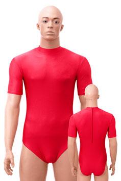 Herren Body kurze Ärmel RRV rot