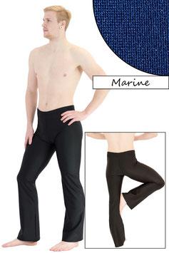 Herren Jazzpant marine