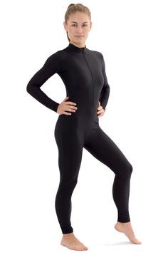 Damen Ganzanzug FRV schwarz
