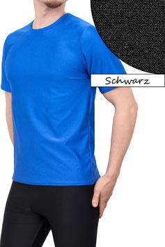 Herren T-Shirt Comfort Fit schwarz