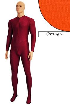 Herren Ganzanzug FRV+SRV+Fuß orange
