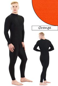 Herren Ganzanzug FRV orange
