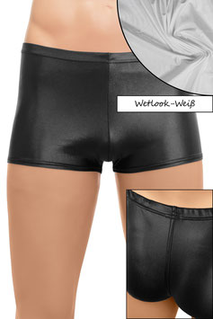 Herren Wetlook Shorty weiß