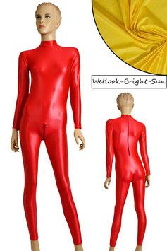 Damen Wetlook Ganzanzug RRV+SRV bright-sun