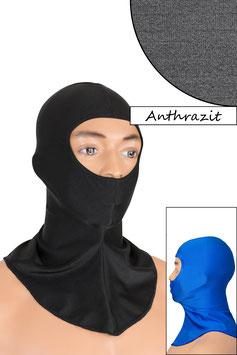 Sturmhaube Augen+Nase offen anthrazit