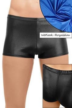 Herren Wetlook Shorty royalblau