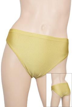 Damen Slip gold
