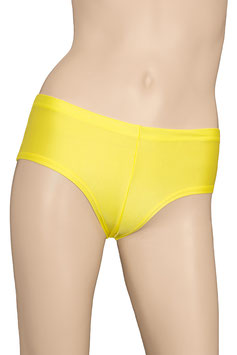 Damen Panty gelb