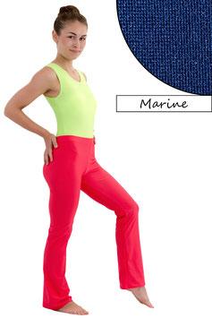 Damen Jazzpant marine