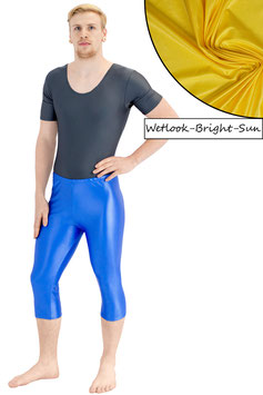 Herren Wetlook Caprihose bright-sun