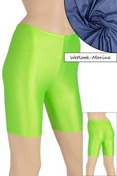 Damen Wetlook Radlerhose marine