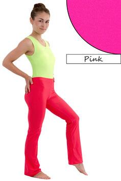 Damen Jazzpant pink