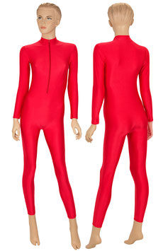 Damen Ganzanzug FRV rot