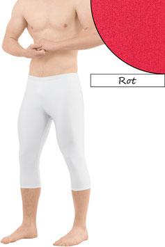 Herren Capri rot