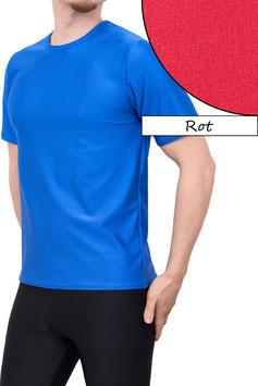 Herren T-Shirt Comfort Fit rot