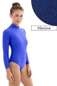 Damen Body lange Ärmel RRV marine
