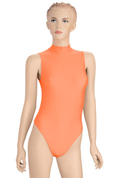 Damen Body RRV ohne Ärmel orange