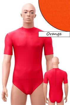 Herren Body kurze Ärmel RRV orange
