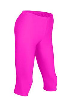 Damen Capri pink