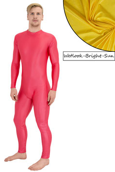 Herren Wetlook Ganzanzug RRV bright-sun
