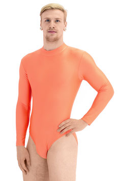Herren Body lange Ärmel RRV orange