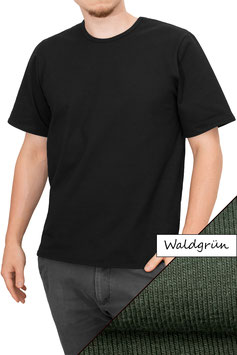 Herren T-Shirt Comfort Fit Athleisure waldgrün