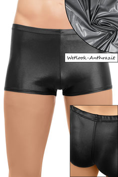 Herren Wetlook Shorty anthrazit