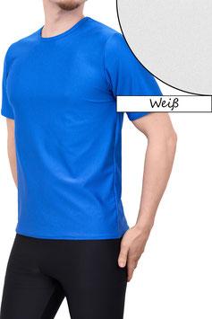 Herren T-Shirt Comfort Fit weiß