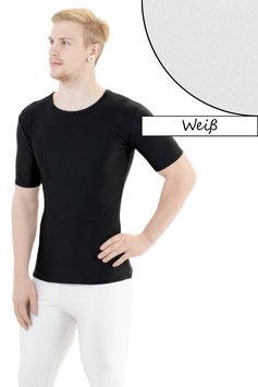 Herren T- Shirt weiß