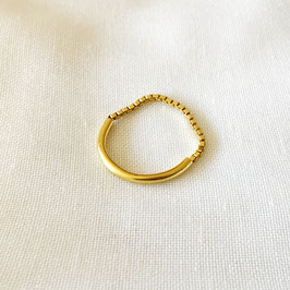 HALF & HALF ring