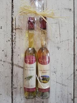 Rosmarin Öl & Aceto Balsamico Bianco